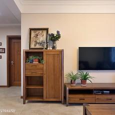 精美大小108平新古典三居客厅装修图片大全