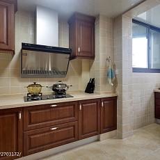 三居厨房新古典装修图片