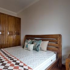 新古典三居卧室效果图