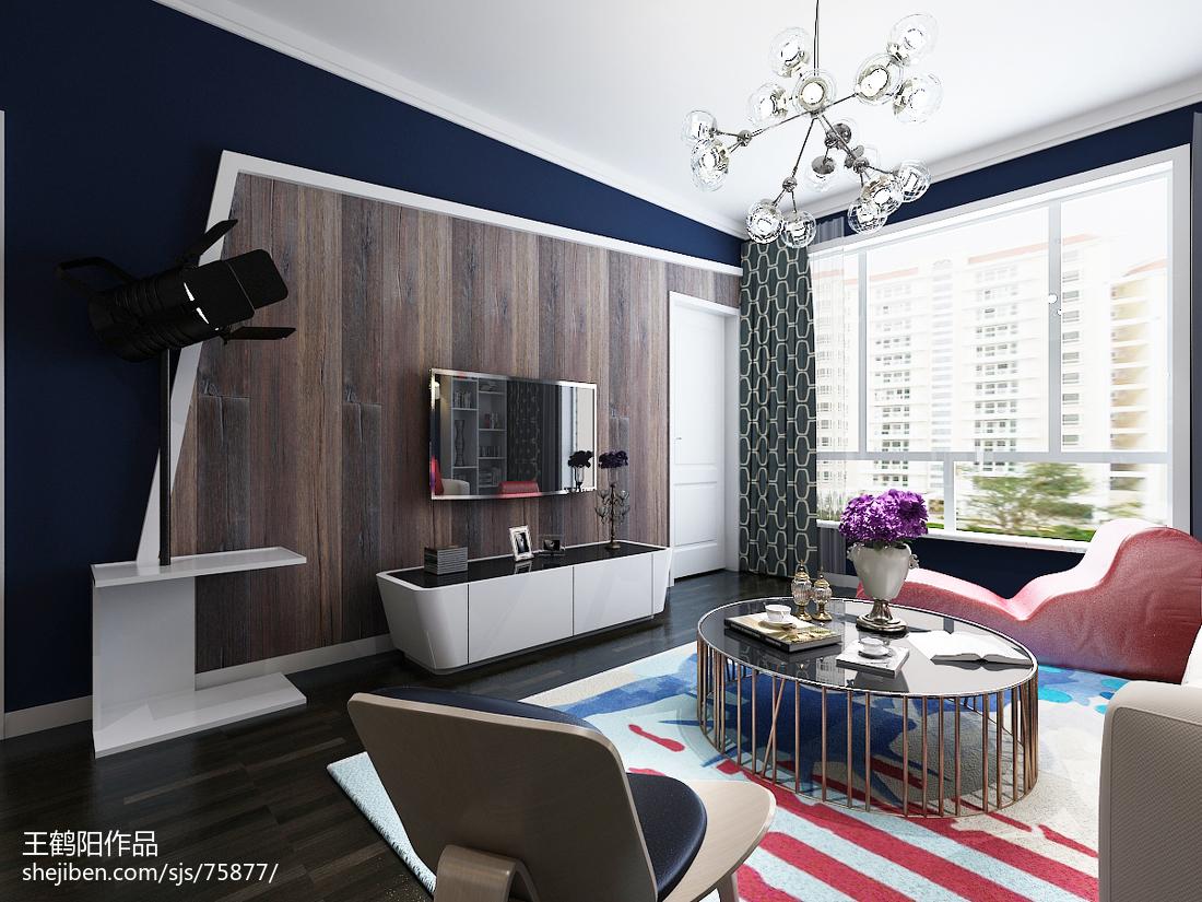 一室一厅小户型设计效果图