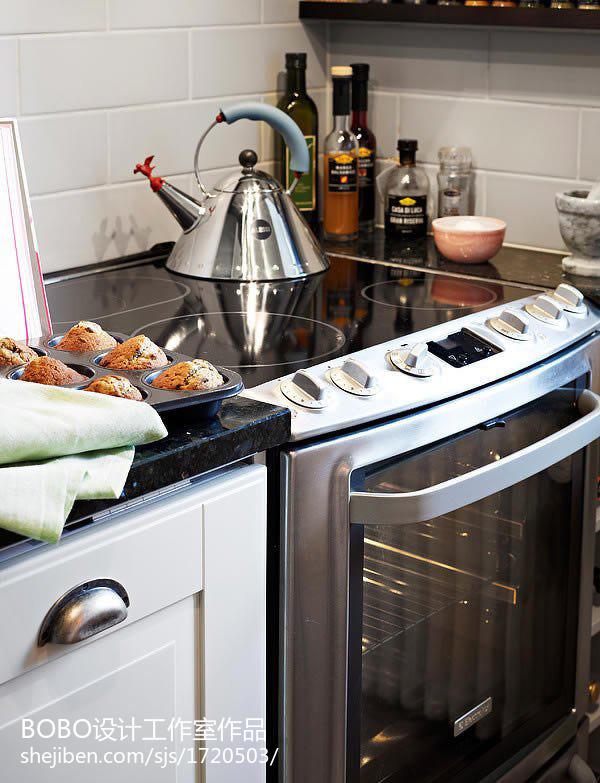 201878平米现代小户型厨房装修图
