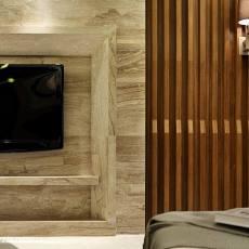 热门中式客厅装修效果图片欣赏