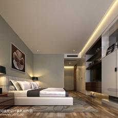 精美四居卧室现代装修图片欣赏