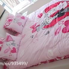 96平米三居卧室现代装修实景图