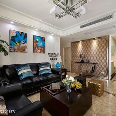 2018精选95平方三居客厅现代装修欣赏图片大全