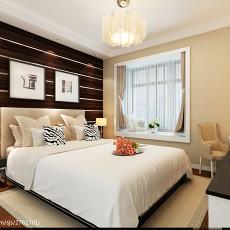 精选现代三居卧室装饰图片大全