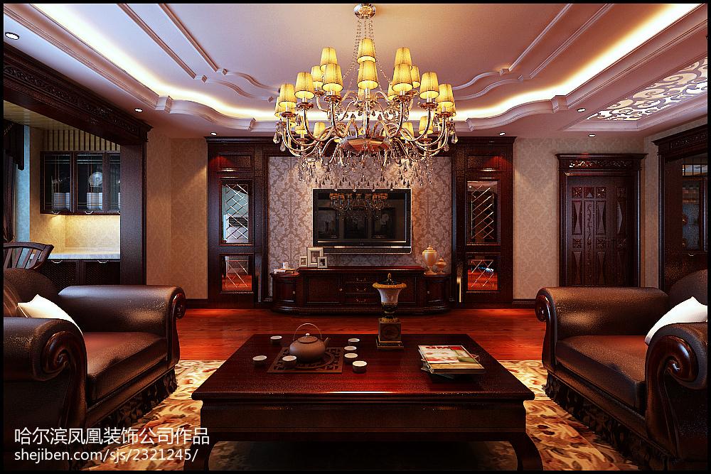 客厅吊顶装修效果图大全2012图片现代