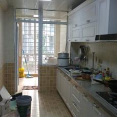 热门面积115平欧式四居厨房装修图