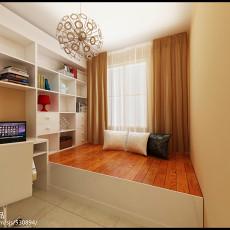 热门83平米二居卧室现代装修实景图片大全