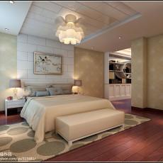 精美面积142平现代四居卧室装饰图片大全
