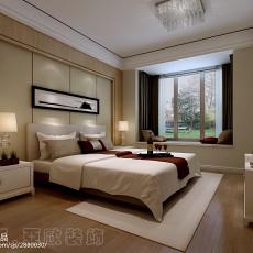 精选面积70平现代二居卧室效果图片大全