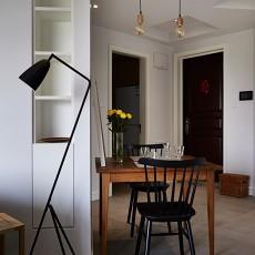 精美面积88平小户型餐厅现代装修效果图片