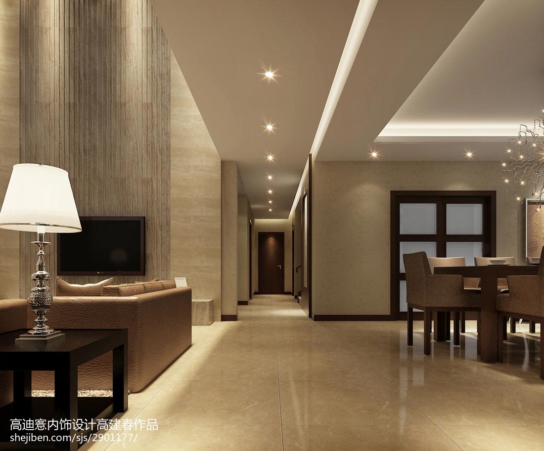 热门复式玄关现代装修设计效果图