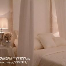 面积103平现代三居卧室装修设计效果图片欣赏