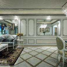 热门欧式客厅欣赏图片