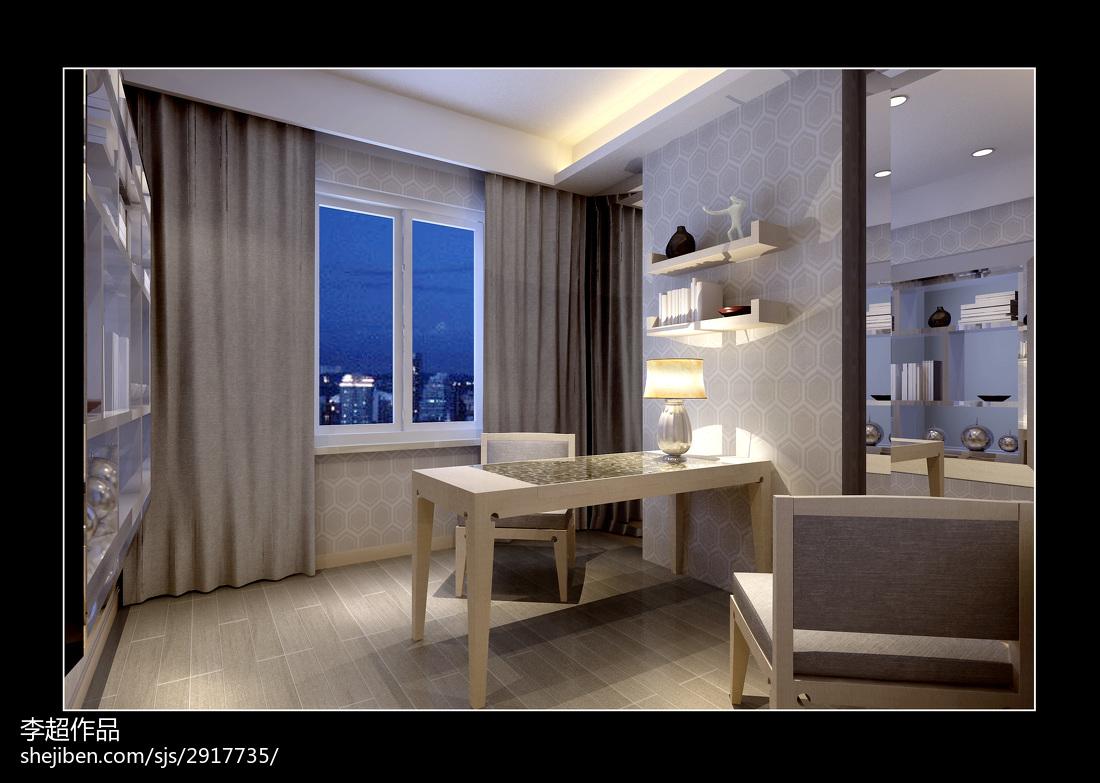 宜家简约客厅设计装修图片欣赏