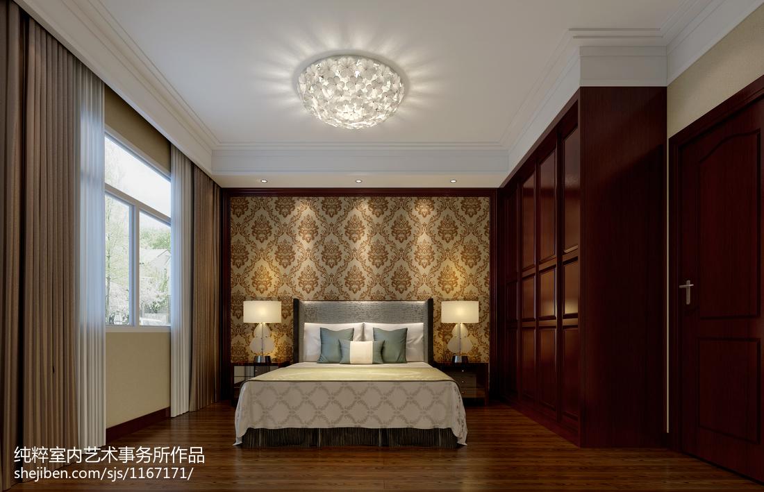 卧室壁纸墙