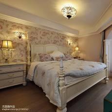 精选面积131平现代四居卧室欣赏图片大全