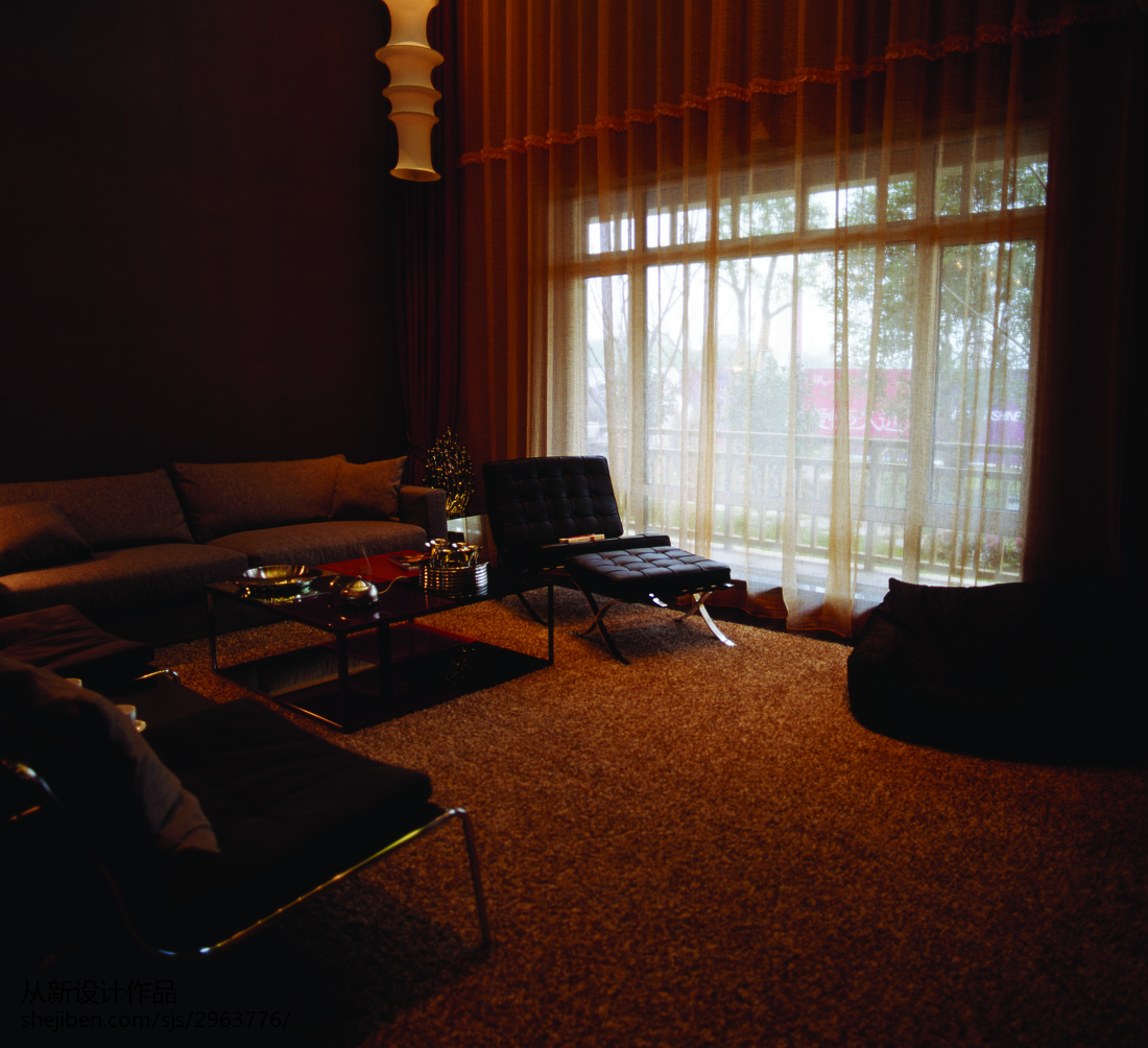 北欧装饰休闲区沙发大全
