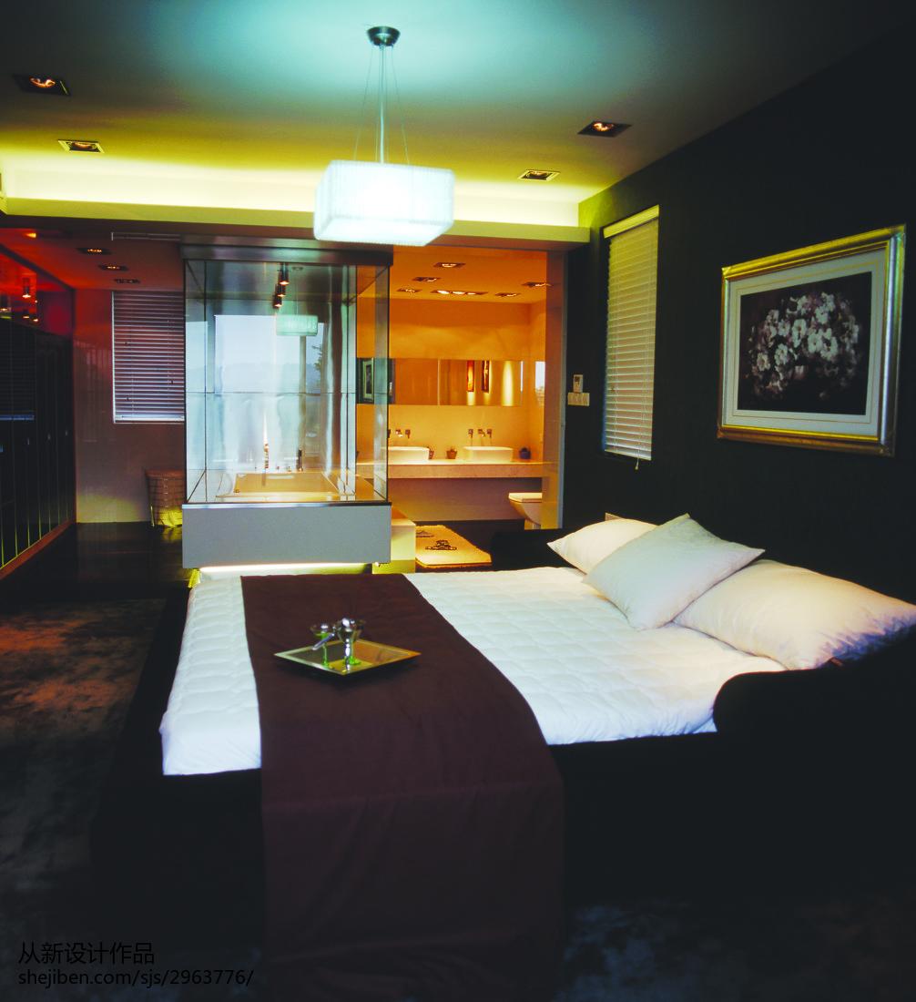 北欧设计小卧室欣赏