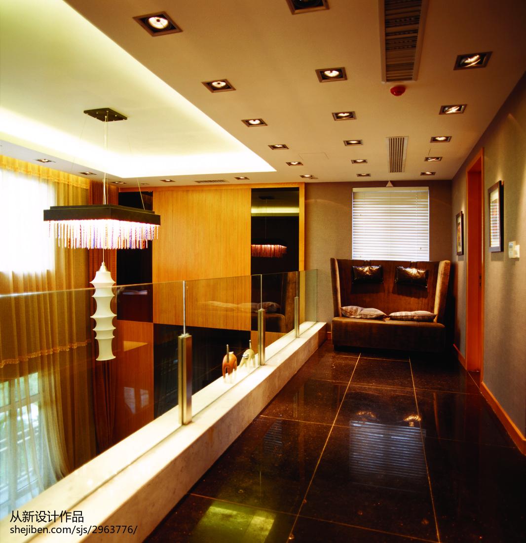 北欧设计阁楼卧室欣赏