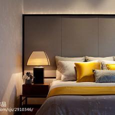 热门中式卧室装修设计效果图片大全
