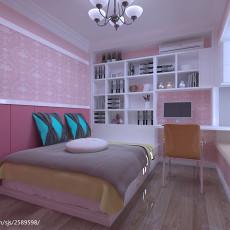 精美面积95平现代三居卧室欣赏图片大全