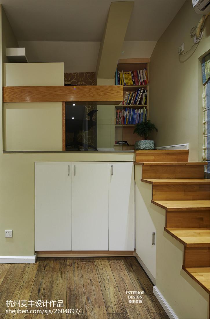 现代简约楼梯设计