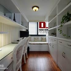精美119平米四居卧室混搭装修图片欣赏