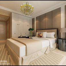 精选三居卧室欧式实景图