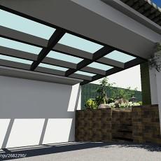 精选面积125平别墅花园欧式装修图片