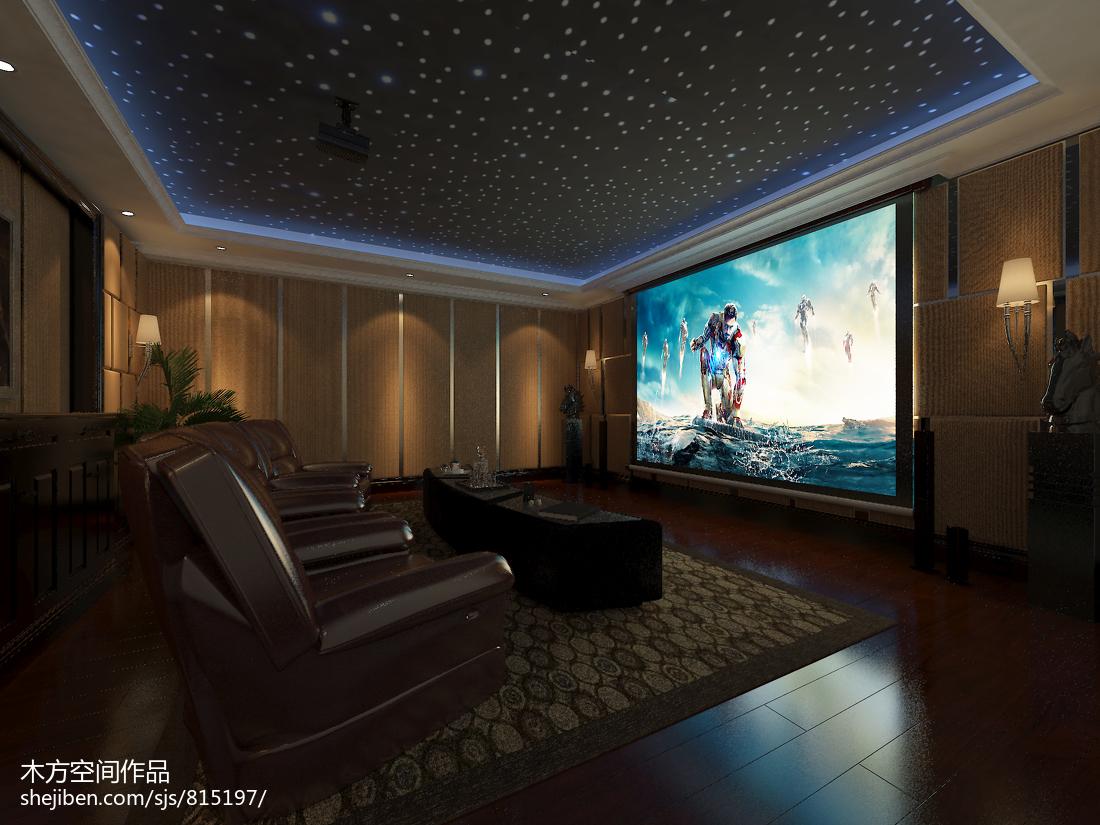 豪宅室内设计效果图集大全