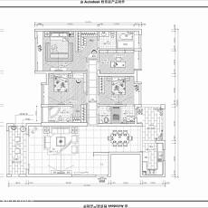 2018119平米四居客厅现代装修图片欣赏