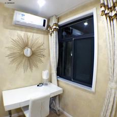 精选78平米二居卧室现代装修实景图片欣赏