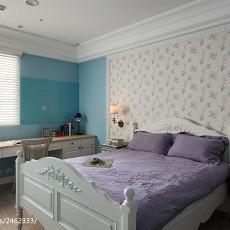 热门面积90平现代二居卧室效果图片大全