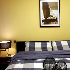 热门面积87平现代二居卧室效果图片大全