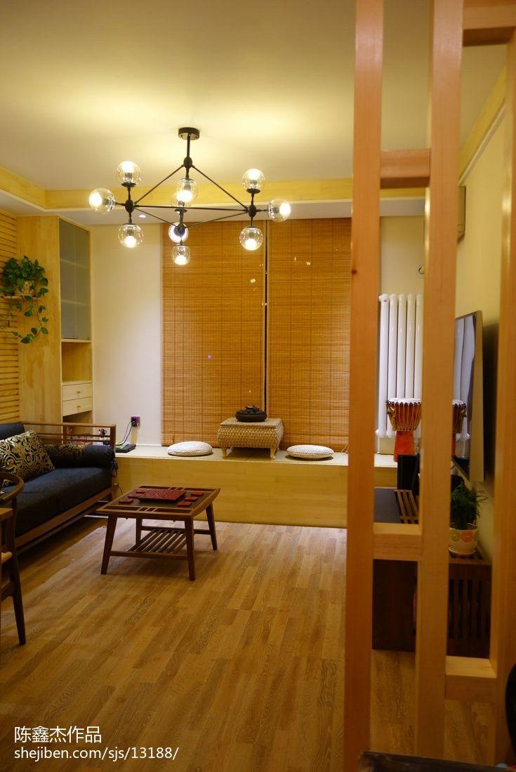 精选小户型客厅东南亚装饰图