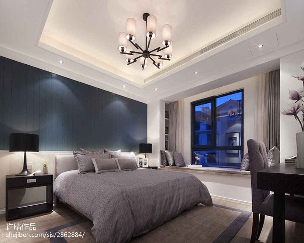 豪华别墅图片 唯美浪漫卧室装修效果图大全