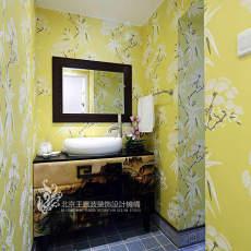 精选卫生间中式装修实景图片欣赏