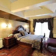 133平米现代别墅卧室装修欣赏图片