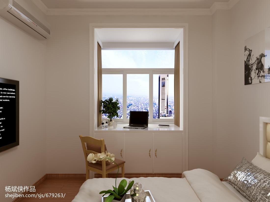 现代阁楼家居卧室装修示例