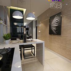 78平米二居厨房现代效果图片大全