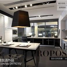 精选78平米现代小户型客厅装修欣赏图片大全