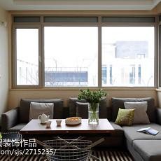 精美131平米现代别墅客厅装修图