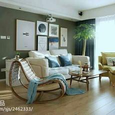 精选现代小户型客厅装修效果图片欣赏