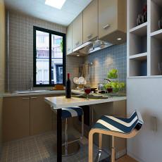 精选现代二居厨房装修图片欣赏