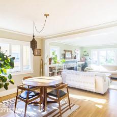 精选面积120平别墅客厅现代装修设计效果图片大全