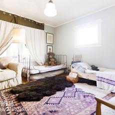 精美面积129平别墅客厅现代实景图片欣赏