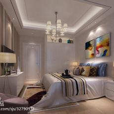 卧室现代装修效果图片欣赏