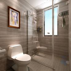 精选复式卫生间欧式装修效果图片欣赏
